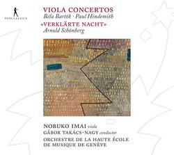 Bartok: Violin Concerto - Schoenberg: Verklärte Nacht