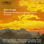 Tveitt - Piano Concertos Nos.1 and 4 (Northern Lights)