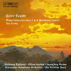 Tveitt - Piano Concertos Nos.1 and 4 (Northern Lights)