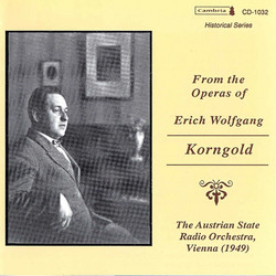 From the Operas of Erich Wolfgang Korngold (1949)