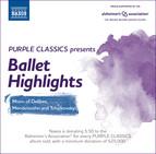 Purple Classics Presents: Ballet Highlights