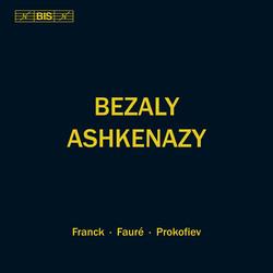 Bezaly · Ashkenazy · Sonatas