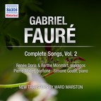 Faure: Complete Songs, Vol. 2