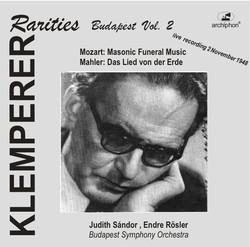 Klemperer Rarities: Budapest, Vol. 2 (1948)