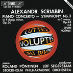 Scriabin - Piano Concerto and Symphony No.3