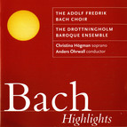 Bach - Highlights