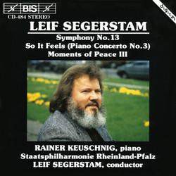 Segerstam - Symphony No.13