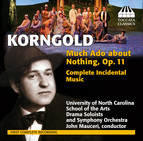 Korngold: Much Ado about Nothing, Op. 11