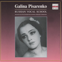 Russian Vocal School: Galina Pisarenko