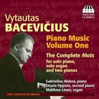 Bacevicius: Piano Music, Vol. 1