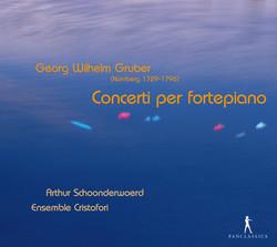 Gruber: Concerti per fortepiano