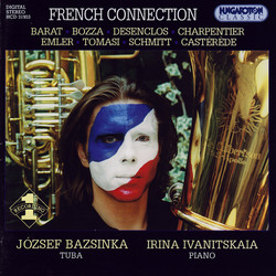 Barat: Introduction Et Danse / Bozza: Concertino / Desenclos: Suite Breve / Emler: Tuba Stone