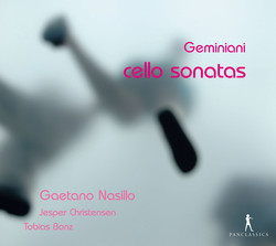 Geminiani: Cello Sonatas
