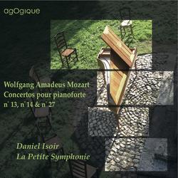 Mozart: Concertos pour pianoforte