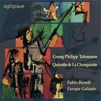 Telemann: Quixotte & La Changeante