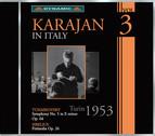 Karajan in Italy, Vol. 3