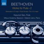Beethoven: Works for Flute, Vol. 2