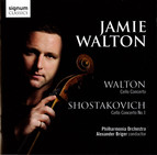 Walton: Cello Concerto - Shostakovich: Cello Concerto No. 1
