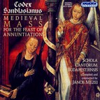 Liturgical Chants From the Codex Sanblasianus - Medieval Mass for the Feast of Annuntiation