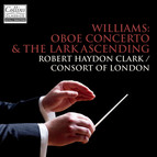 Vaughan Williams: Oboe Concerto & The Lark Ascending