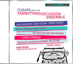 25 Years with the Tammittam Percussion Ensemble