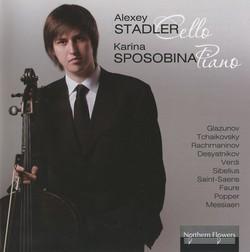 Alexey Stadler - Karina Sposobina