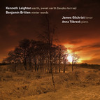 Leighton, K.: Earth, Sweet Earth (Laudes terrae) - Britten, B.: Winter Words