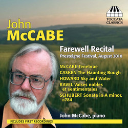 McCabe: Farewell Recital