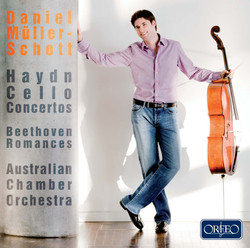 Haydn: Cello Concertos Nos. 1 & 2 - Beethoven: Romances Nos. 1 & 2