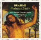 Brahms, J.: Deutsches Requiem (Ein) (Version With Piano Duet Accompaniment)