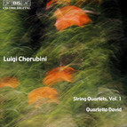 Cherubini - Complete String Quartets, Vol.1