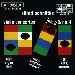 Schnittke - Violin Concertos No.3 & 4