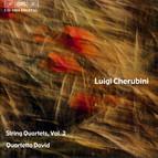Cherubini - Complete String Quartets, Vol.2