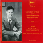 Mewton-Wood Plays Twentieth Century Piano Concertos (1953)