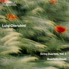 Cherubini - String Quartets, Vol. 3