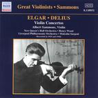 Elgar / Delius: Violin Concertos (Sammons) (1929, 1944)