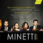 Mendelssohn & Schubert: String Quartets