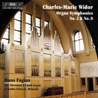 Widor - Organ Symphonies No.2 & No.8