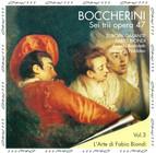 Boccherini, L.: String Trios, Op. 47, Nos. 1-6
