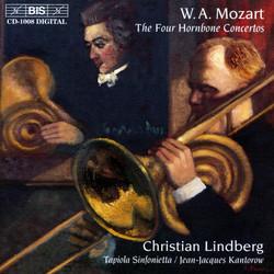 Mozart - The Four Hornbone Concertos