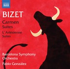 Bizet: Carmen & L'arlésienne Suites