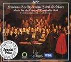 Friedens-Seufftzer Und Jubel-Geschrey: Music for the Peace of Westphalia 1648