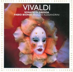 Vivaldi, A.: Sonatas - Nos. 5, 9, 10, 15 (Dresden Sonatas)