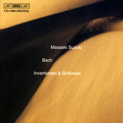 J.S. Bach - Inventions and Sinfonias, BWV 772-801