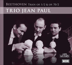 Beethoven, L. van: Piano Trios