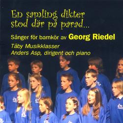 Riedel: Boksångbok / Nu sjunger näktergalen / Hujedamej och dej / Vi är blommor