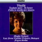 Vivaldi: Laudate Pueri Dominum / in Furore Giustissimae Irae / Nulla in Mundo Pax Sincera