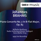Brahms: Piano Concerto No. 2 in B-Flat Major, Op. 83 (Live)