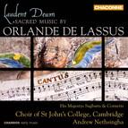 Laudent Deum: Sacred Music by Orlande de Lassus