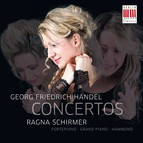 Handel: Organ Concertos